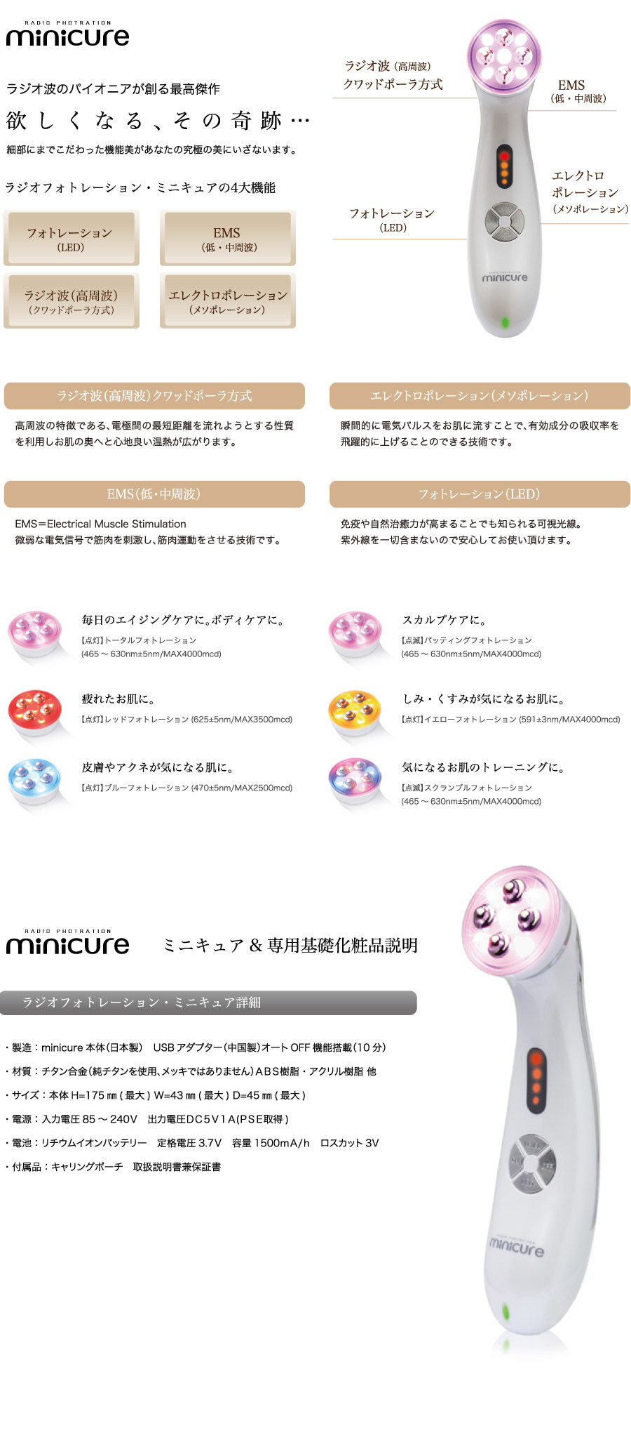 minicure